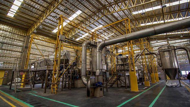 Hoy se pone en marcha una unidad productiva de explosivos de Fabricaciones Militares en San José de Jáchal, San Juan.