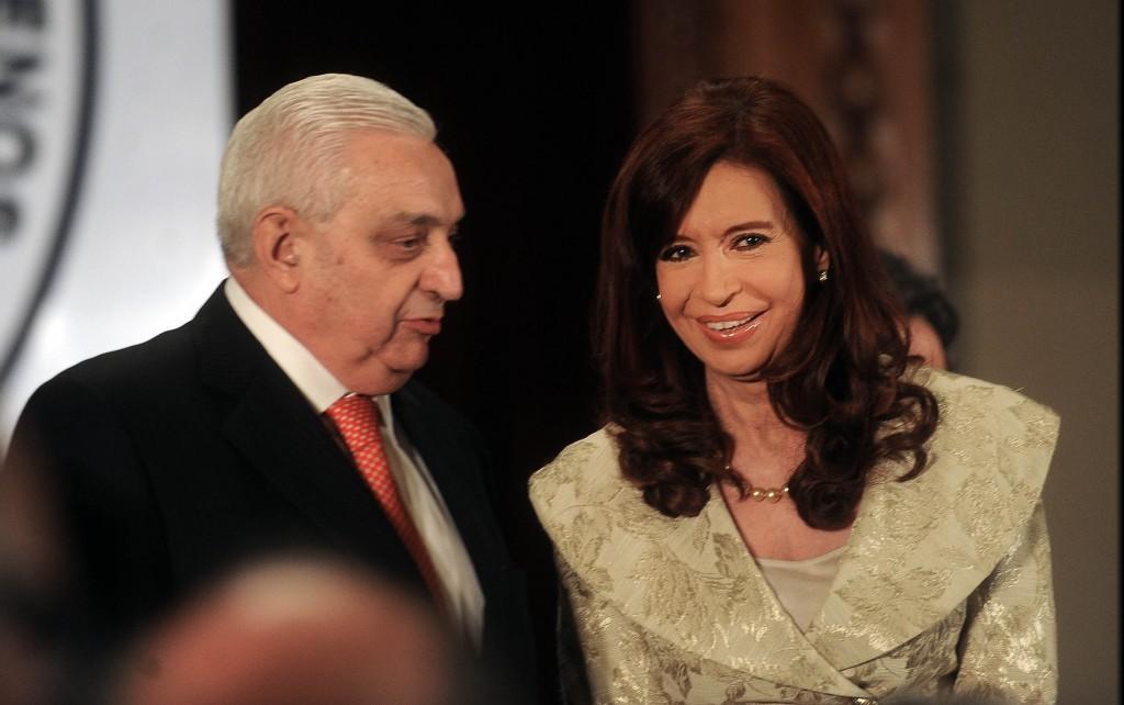Acto por el 160 aniversario de la Bolsa de Comercio de Buenos Aires.