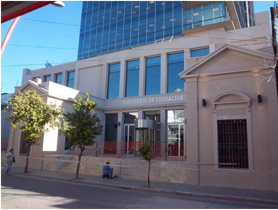 Ministerio de Educacion Santiago del Estero