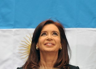 Cristina-bandera
