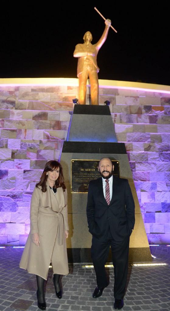Cristina Kirchner en Formosa.