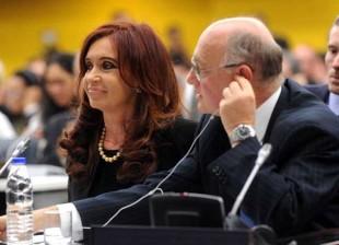 Cristina Kirchner Hector Timerman