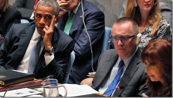 Cristina en el Consejo de Seguridad