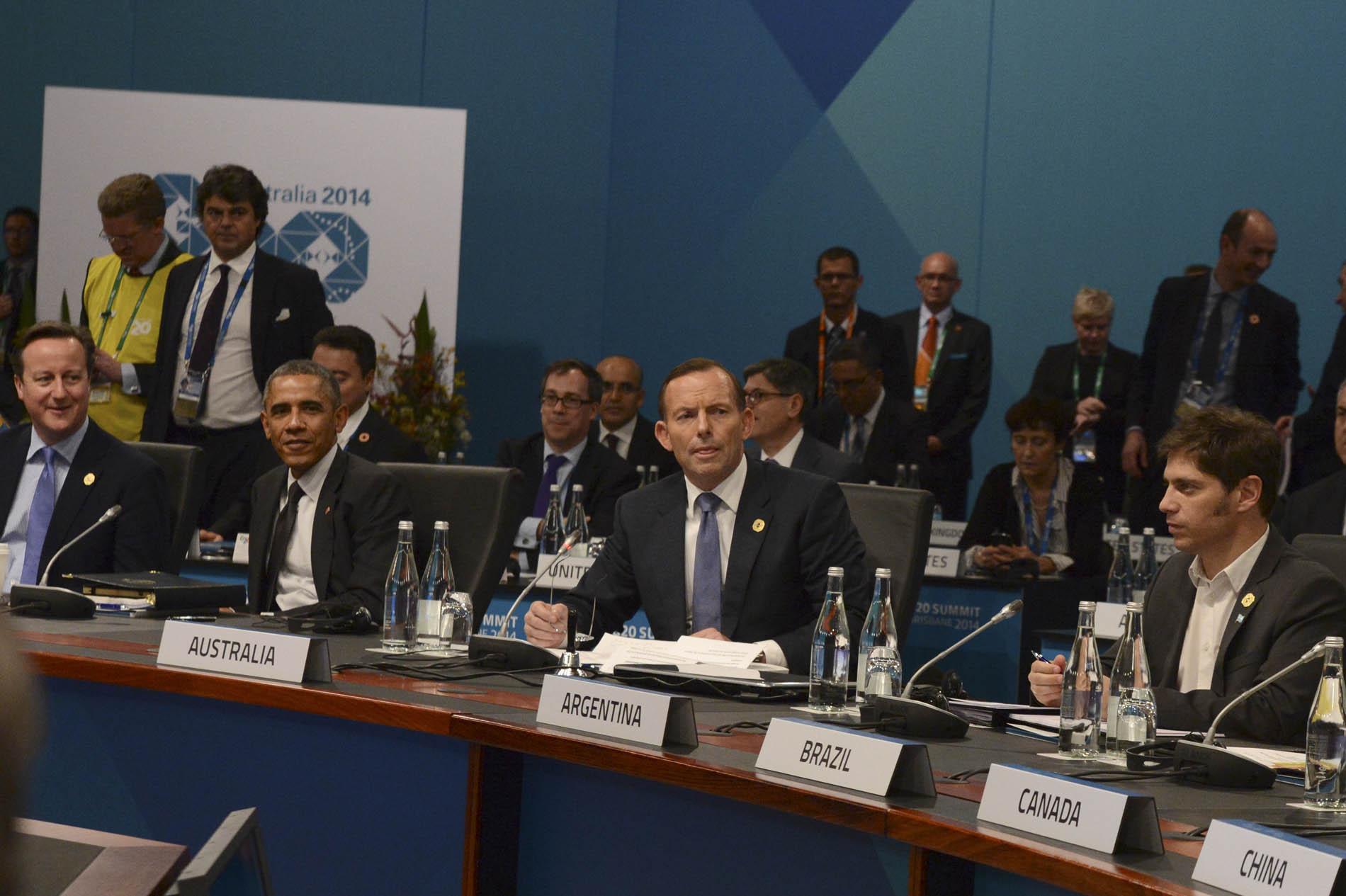 G20 Australia Kirchner