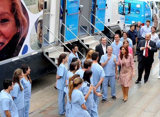 Programa odontológico Argentina Sonríe