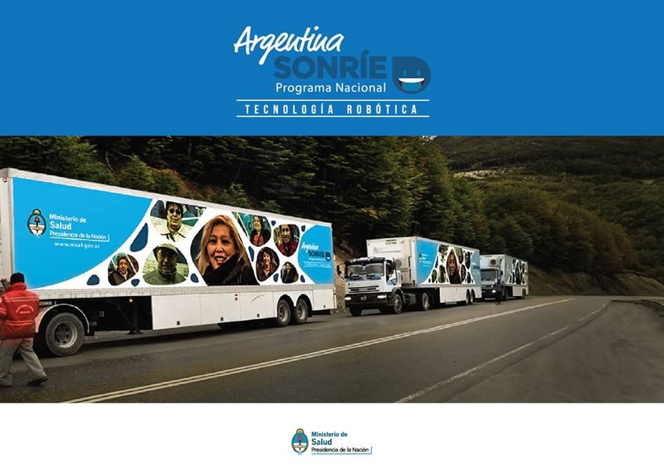 """Resultado de imagen para """"Argentina Sonríe"""","""