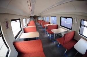 Presentamos el tren 0 km. que desde mañana unirá Buenos Aires con Mar del Plata.