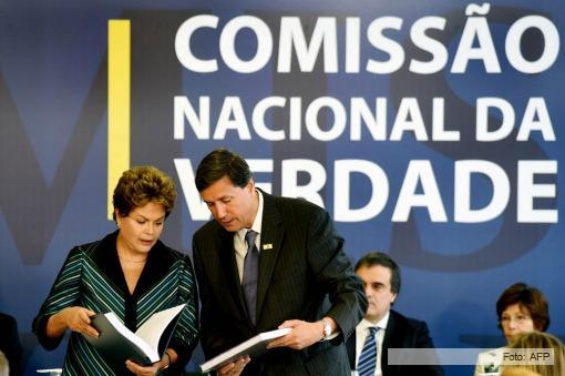 Dilma Comision de la Verdad