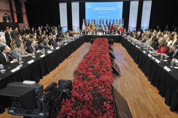 47ª Cumbre de Jefes y Jefas de Estado del MERCOSUR