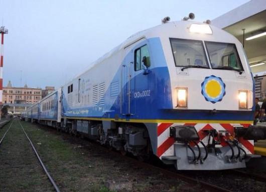 Presentamos el tren 0 km. que desde hoy unirá Buenos Aires con Mar del Plata