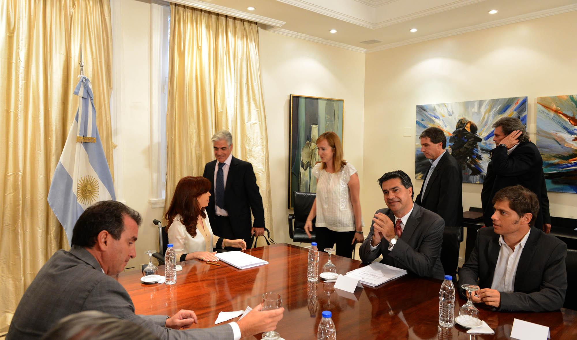 Audiencia con representantes de la cadena de valor vitivinícola