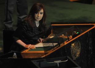 Presidencia - Discurso de la Presidenta ante la Asamblea de las Naciones Unidas.