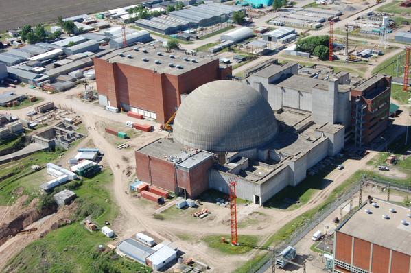 La Central Nuclear Néstor Kirchner