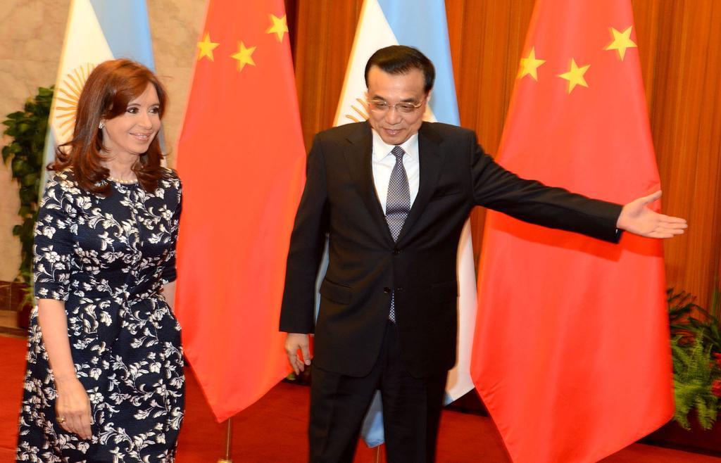 Comenzó con la entrevista con el Primer Ministro Li Keqiang, quien me recibió con mucha calidez.