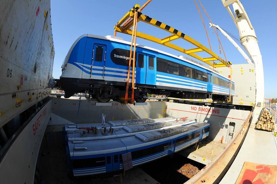 Nuevos trenes 0 km para el Roca.