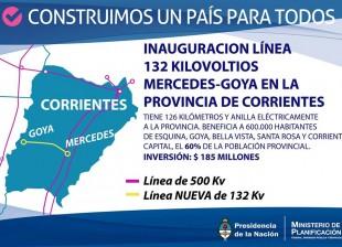 #MasEnergia Obras eléctricas en la Provincia de #corrientes