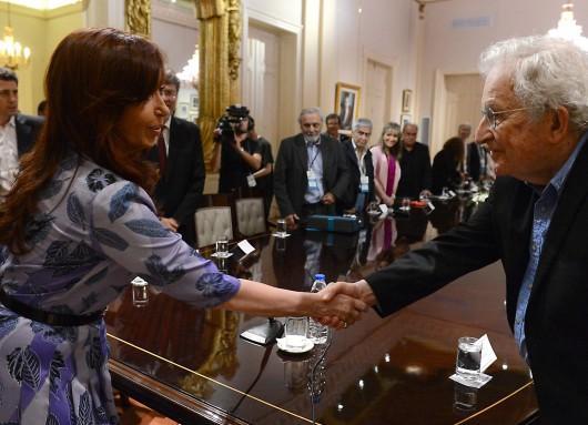 Lady Iron CFK: Su Biografia