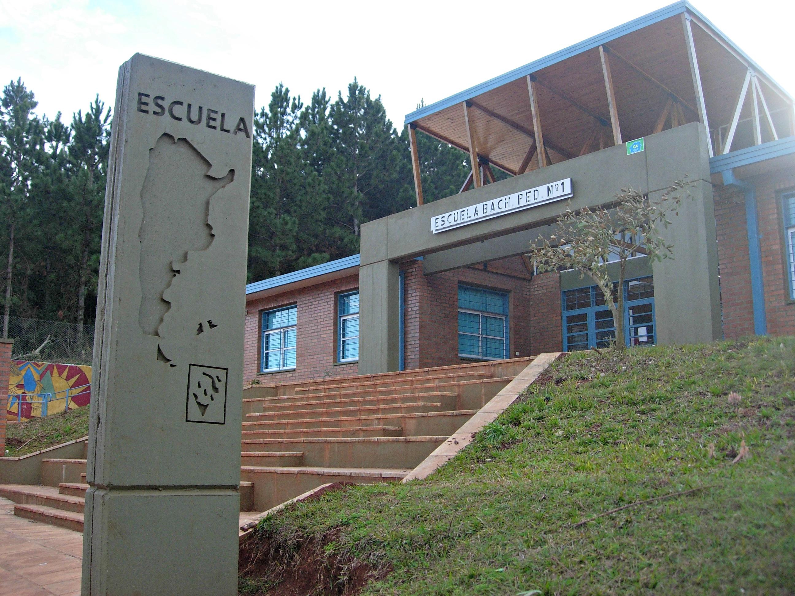 Construcci n de escuelas cristina fernandez de kirchner for Proyectos de construccion de escuelas