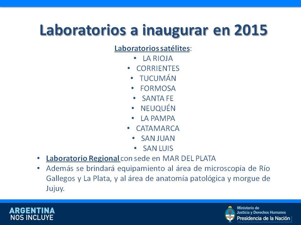 Laboratorios.