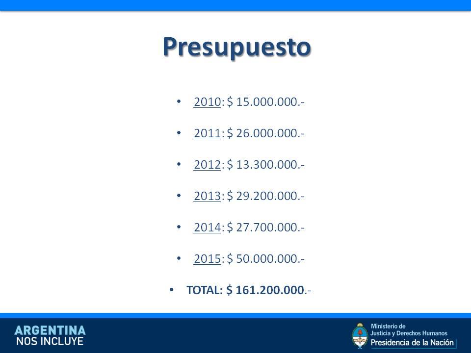 Nuevo laboratorio regional de investigación forense en Santiago del Estero
