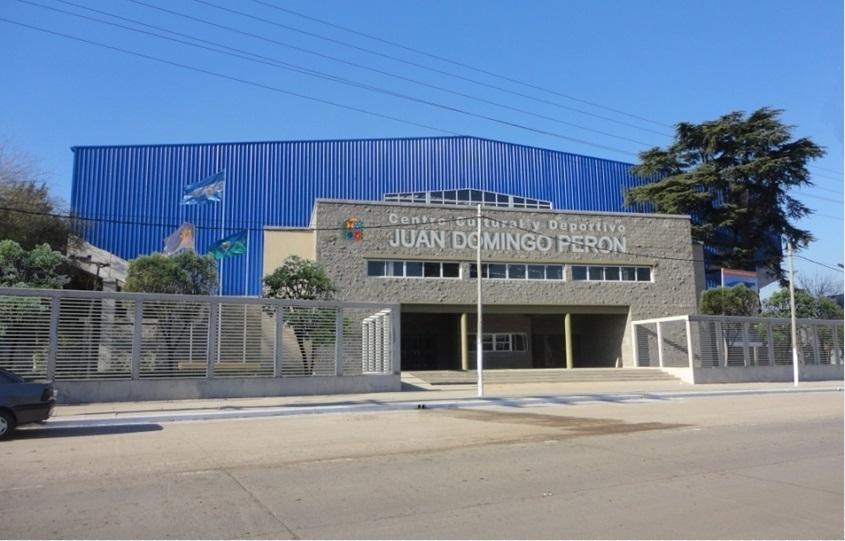 """Inauguración Centro Cultural y Deportivo """"Juan Domingo Perón"""""""