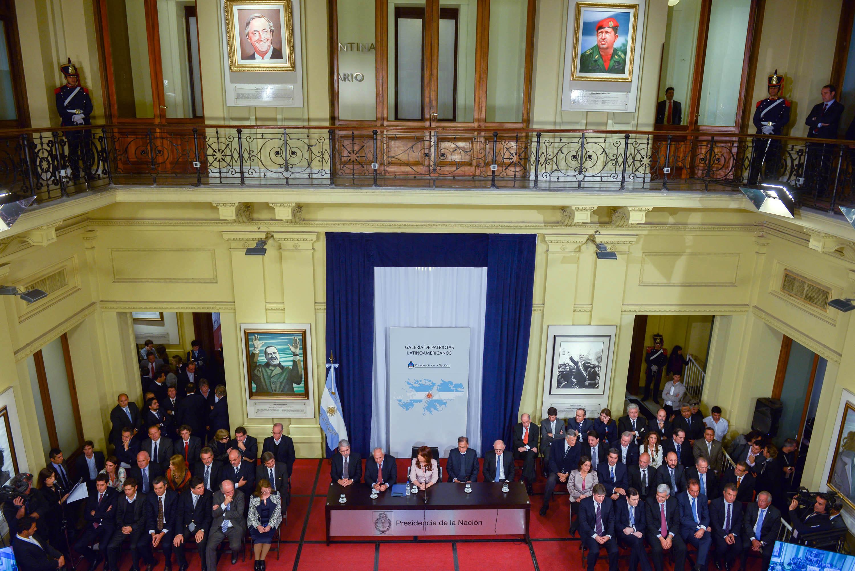 Néstor Kirchner - UNASUR
