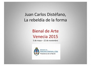 Argentina en la 56ª Bienal de Venecia.