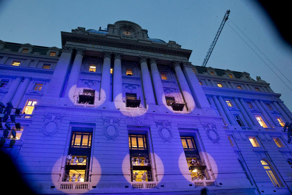 Inauguración del Centro Cultural Kirchner