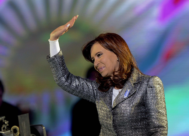 Discurso de Cristina Fernandez, 25 de mayo de 2015 | Cristina