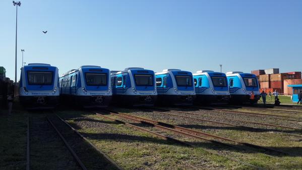 Tren Roca.
