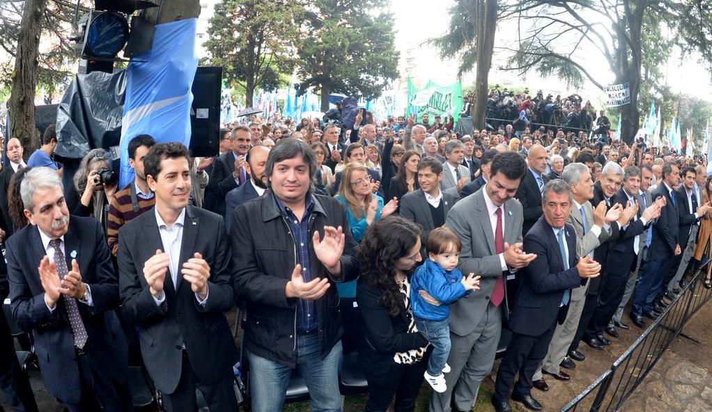 Inauguración del Sitio de Memoria ESMA.