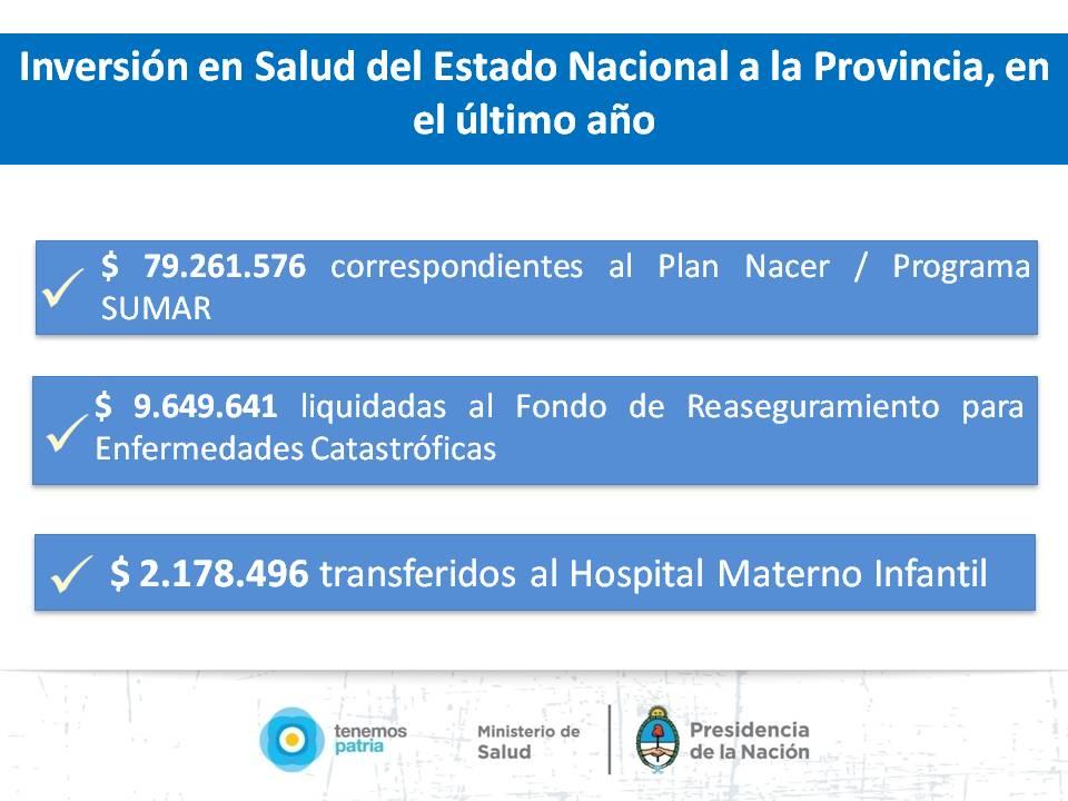 Salud en Salta.
