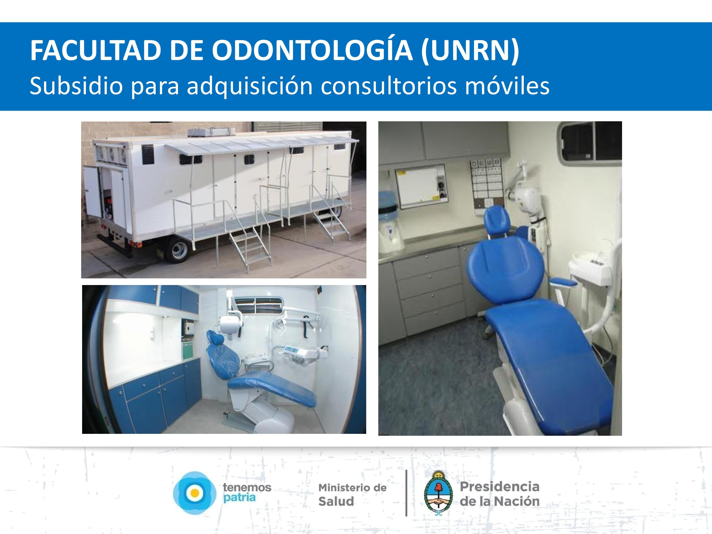 Odontología Río Negro.