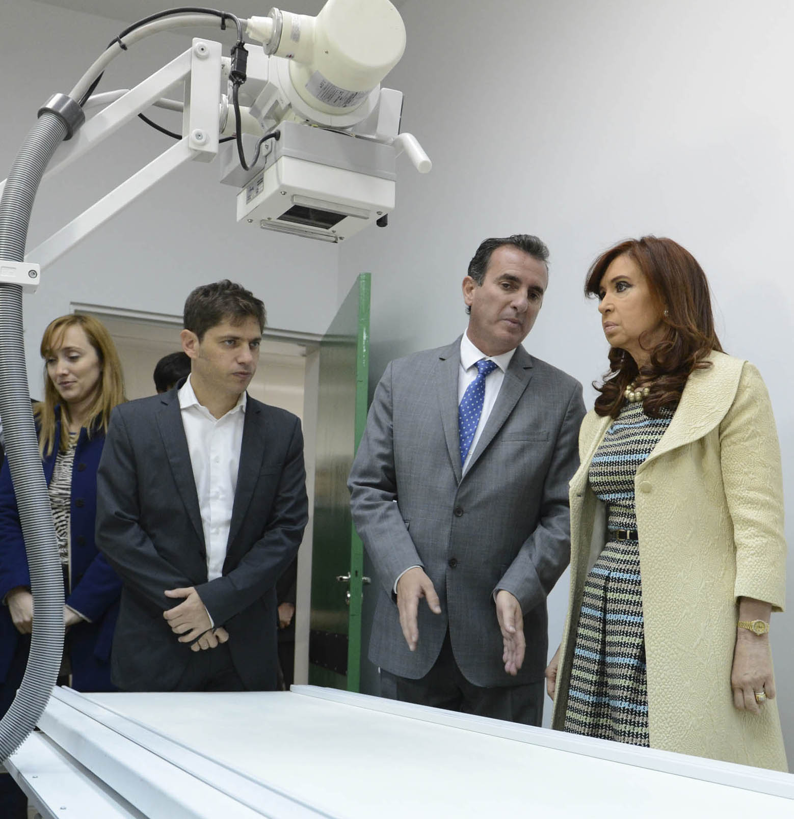 Cristina Kirchner en Mendoza.