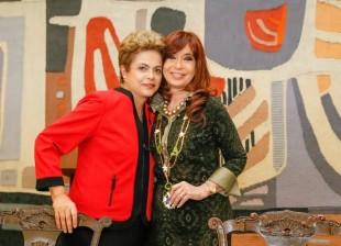 Gracias compañera Dilma!