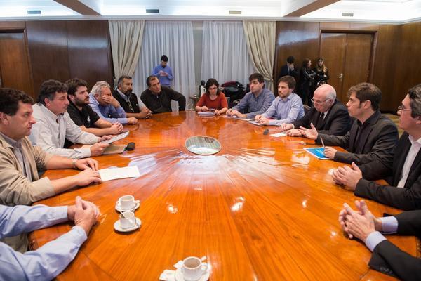 Estas medidas surgieron de una extensa reunión con los dirigentes de Federación Agraria Argentina (FAA).