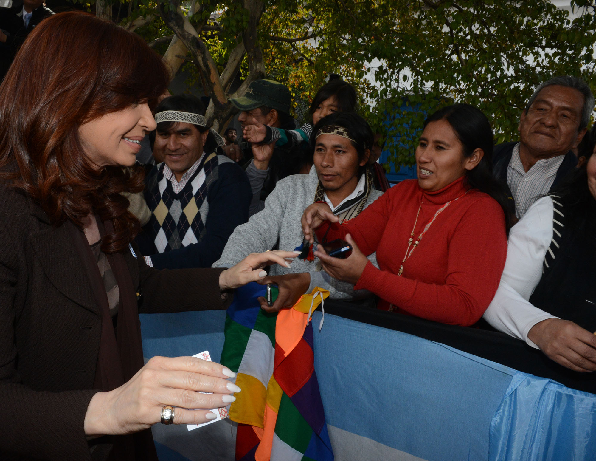 Día de la Independencia en Tucumán.