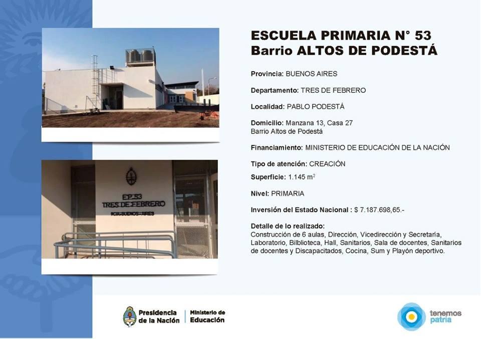 Escuela Primaria Nº 53