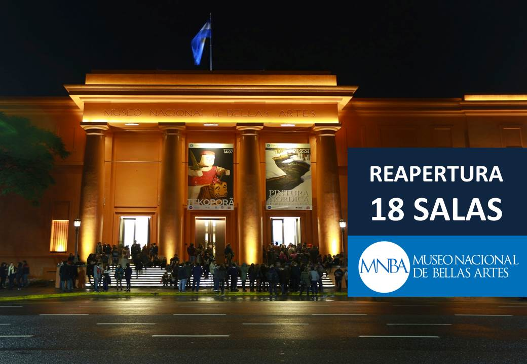 Museo Nacional de Bellas Artes.
