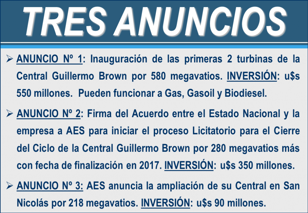 Inauguración Central Termoeléctrica Guillermo Brown-Slide2