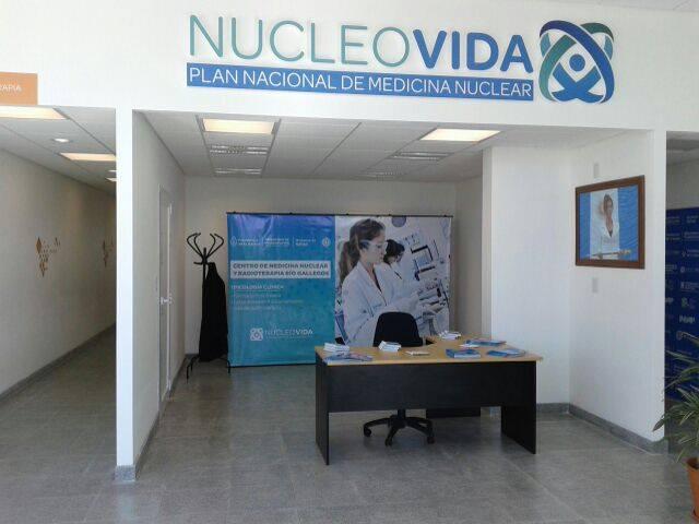 Centro de Medicina Nuclear en Rio Gallegos.