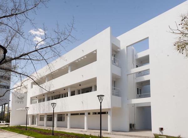 Centro de Investigaciones Geológicas (CIG) en la Universidad Nacional de La Plata.
