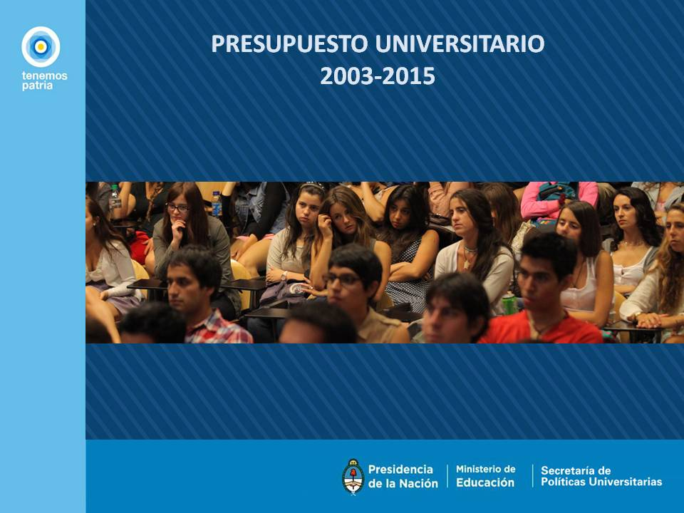 Universidades.