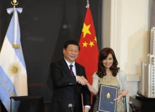 Cristina y Xi