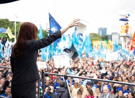 Cristina Fernandez de Kirchner Discurso de Cristina en Comodoro Py: «Quiero que la gente vuelva a ser feliz en la Argentina» | Cristina Fernandez de Kirchner