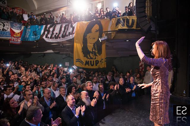 CFK en el Ateneo