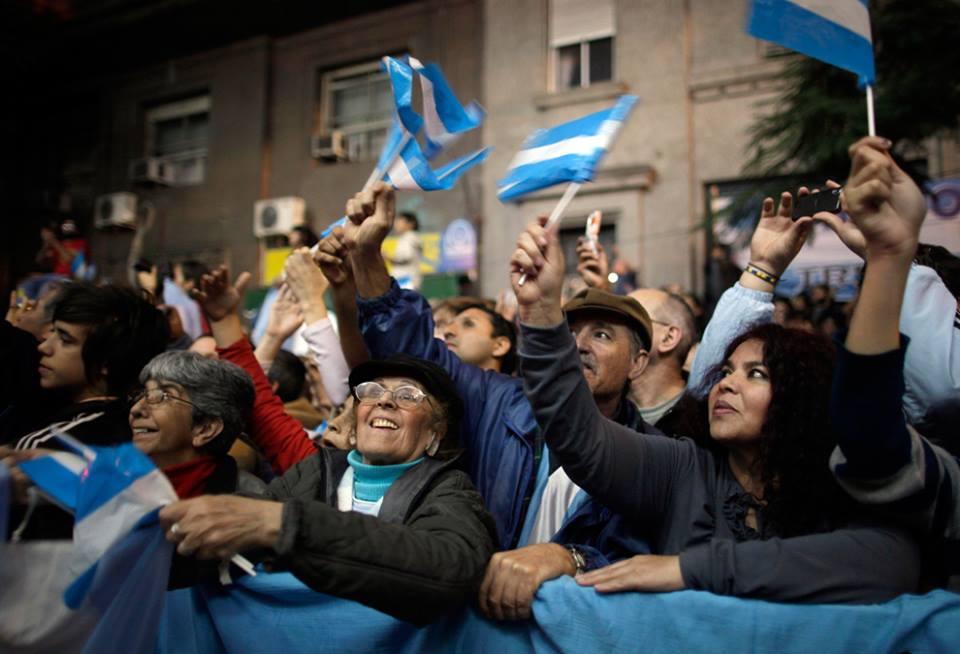 Feliz Día de la Patria, Argentinos!