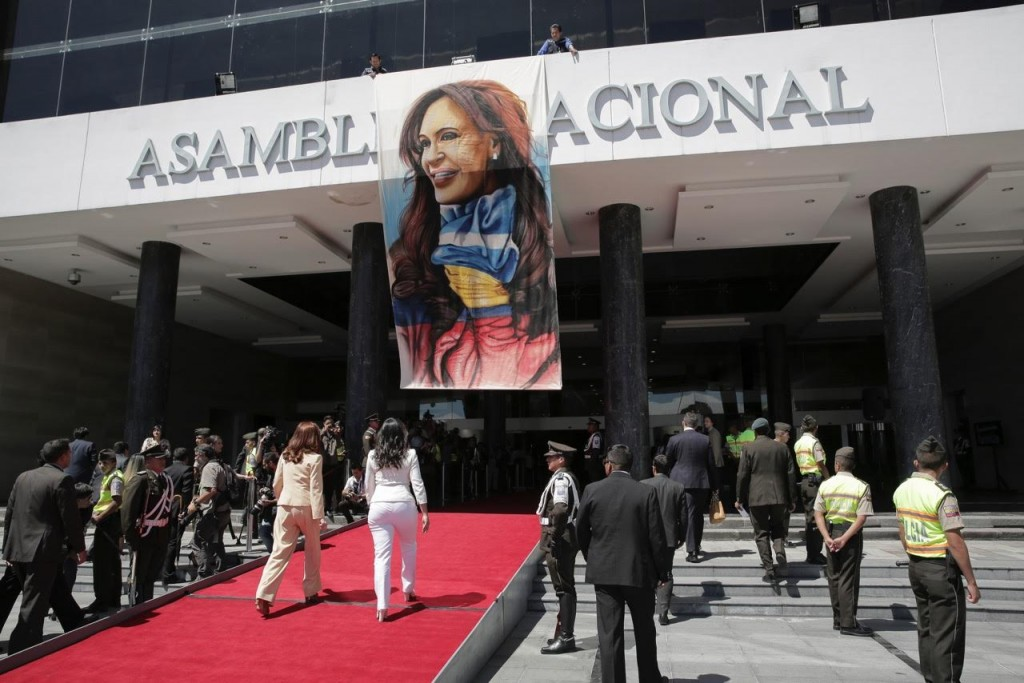 CFK en Ecuador 18