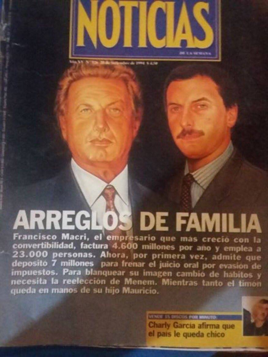 Macri - Correo Argentino.