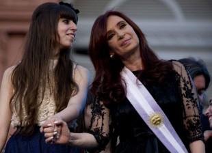 Cristina Kirchner y Florencia